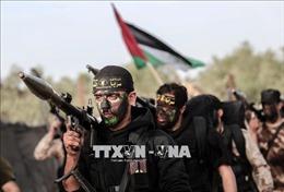 Nhóm vũ trang Palestine đồng ý ngừng bắn rocket vào Israel