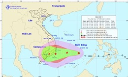 Thủ tướng yêu cầu tập trung ứng phó với bão số 9 và mưa lũ