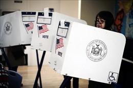 OSCE không phát hiện bằng chứng can thiệp vào bầu cử Quốc hội Mỹ