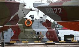 Ukraine yêu cầu Nga trao trả thủy thủ trong vụ xâm phạm lãnh hải quốc gia