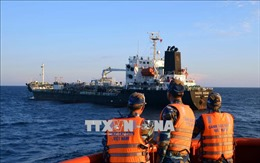 Vùng Cảnh sát biển 2 phát huy vai trò bảo vệ vững chắc vùng biển Tổ quốc