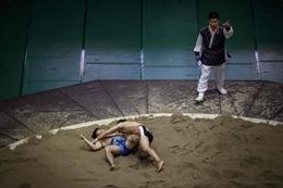 Môn đấu vật Ssrieum của hai miền Triều Tiên được công nhận là di sản văn hóa thế giới