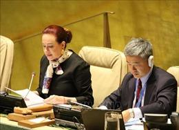 Đại hội đồng LHQ khóa 73: Những kết quả nổi bật của phiên thảo luận chung cấp cao