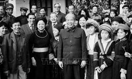 Những hoạt động nổi bật của nguyên Tổng Bí thư Đỗ Mười