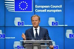 EU vẫn muốn xây dựng quan hệ gần gũi với Anh thời 'hậu Brexit'