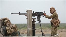Liên quân Arab ngăn chặn các cuộc tấn công tên lửa của phiến quân Houthi
