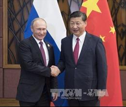 Nga -Trung Quốc biến hợp tác cùng có lợi thành chiến thuật vượt qua thách thức