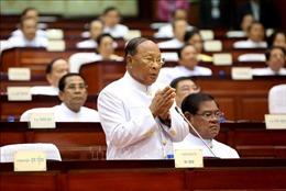 Ra mắt và phát hành hồi ký của Chủ tịch Quốc hội Campuchia Samdech Heng Samrin