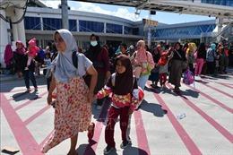 Sân bay ở Palu Indonesia sớm nối lại hoạt động đầy đủ