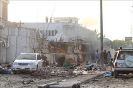Tấn công tại Somalia, hàng chục người thương vong