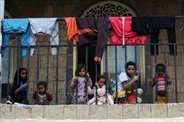 Trẻ em tị nạn đã bỏ lỡ 1,5 tỷ ngày học trong 2 năm qua
