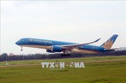 Vietnam Airlines tài trợ chuyến bay cho đội tuyển Việt Nam sang Philippines