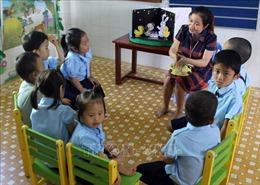 Có một ngôi trường mang tên 'trường niềm vui' - nơi cử chỉ tay thay tiếng nói