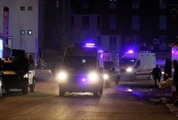 Nổ đạn dược tại căn cứ quân sự khiến ít nhất 32 người bị thương, mất tích