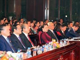 Chủ tịch Quốc hội dự Lễ hưởng ứng Ngày Pháp luật Việt Nam năm 2018