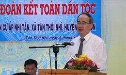Bí thư TP Hồ Chí Minh: Tham gia hợp tác xã giúp nhân dân vươn lên làm giàu