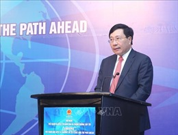 Việt Nam đóng góp tích cực xây dựng ngôi nhà chung APEC
