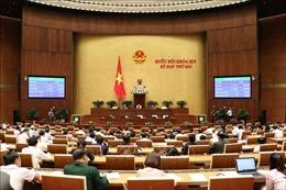 Sáng nay 16/11, Quốc hội thảo luận về dự án Luật Phòng, chống tác hại của rượu, bia
