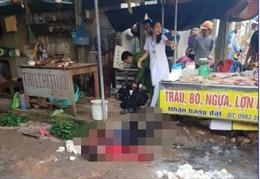 Khẩn trương điều tra vụ giết người dã man bằng súng và dao tại Hải Dương