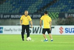 AFF Suzuki Cup 2018: Mặt sân Thuwunna khiến HLV Park Hang-seo giơ hai tay lên cầu nguyện
