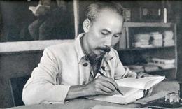 Khai mạc triển lãm 'Theo dấu chân Chủ tịch Hồ Chí Minh ở Trung Quốc'