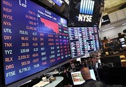 Thị trường chứng khoán Âu - Mỹ đều mất điểm