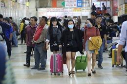 Không ùn tắc giao thông tại các cửa ngõ TP Hồ Chí Minh khi kết thúc kỳ nghỉ Tết