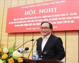 Hà Nội phát động phong trào thi đua yêu nước năm 2019