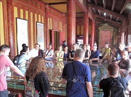 Gần 45.000 du khách tham quan di tích Huế trong dịp Tết dương lịch