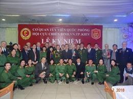 Kỷ niệm 74 năm Ngày thành lập Quân đội Nhân dân Việt Nam tại Ukraine