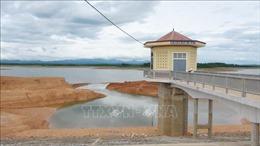Nhiều hồ chứa lớn ở Quảng Trị thiếu nước nghiêm trọng sau mưa lũ