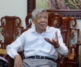 Lãnh đạo Tổng cục Chính trị chúc mừng sinh nhật nguyên Tổng Bí thư Lê Khả Phiêu