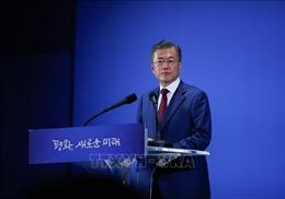 Tổng thống Hàn Quốc công khai xin lỗi về những khó khăn kinh tế của đất nước