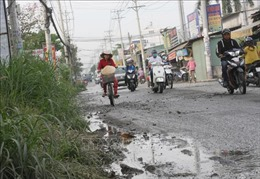 Nhiều dự án hạ tầng giao thông phía Tây Bắc TP Hồ Chí Minh triển khai 'chắp vá'
