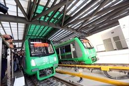 Đẩy nhanh thủ tục nghiệm thu đường sắt Cát Linh - Hà Đông