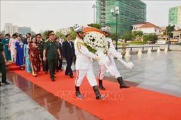 Tri ân các liệt sĩ quân tình nguyện Việt Nam hy sinh tại Campuchia