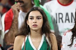 Hình ảnh các cổ động viên xinh đẹp người Iran tại Asian Cup 2019