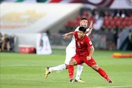 Asian Cup 2019: Tiền đạo Hà Đức Chinh 'tiếc vì không thể thắng Iraq'