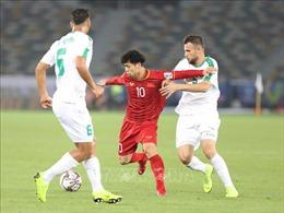 Asian Cup 2019: Đội tuyển Việt Nam hướng tới cuộc đối đầu với Iran