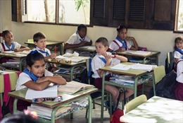 Khánh thành Trường Hữu nghị Cuba – Việt Nam cho trẻ em bị khuyết tật vận động