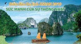 Diễn đàn Du lịch ASEAN 2019 - Sức mạnh của sự thống nhất