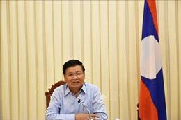 Quan hệ Việt Nam - Lào tiếp tục phát triển ngày càng sâu rộng, hiệu quả