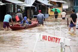 Số người thiệt mạng do lở đất tại Philippines tiếp tục tăng