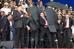 Venezuela mở rộng điều tra vụ ám sát bất thành Tổng thống N.Maduro