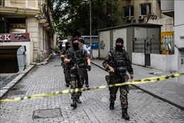 Ngăn chặn tái diễn xả súng, Thổ Nhĩ Kỳ siết chặt an ninh trước thềm năm mới