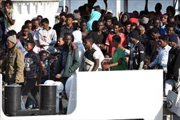 Cuộc khủng hoảng người di cư ám ảnh EU