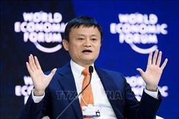 Jack Ma giành lại 'ngôi vương'người giàu nhất châu Á