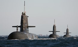 Australia trang bị vũ khí tối tân nhất cho hạm đội tàu ngầm mới