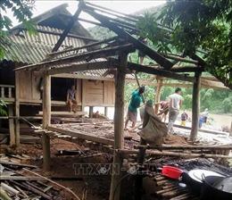 Một người chết, 15 người mất tích do bão số 3 tại Thanh Hóa