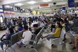 TP Hồ Chí Minh công bố đường dây nóng giao thông vận tải phục vụ Tết